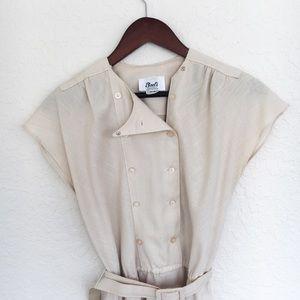 [Vintage] Breli Linen Dress